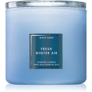 Bath & Body Works Fresh Winter Air vonná svíčka 411 g