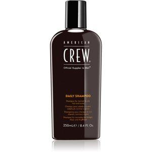 American Crew Hair & Body Daily Shampoo šampon pro normální až mastné vlasy 250 ml
