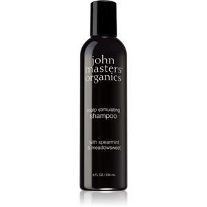 John Masters Organics Scalp stimulující šampon pro mastnou pokožku hlavy 236 ml