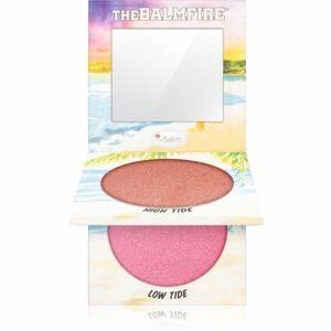 theBalm theBalmFire ® rozjasňovač, zvýrazňovač a stíny odstín Beach Goer 10 g
