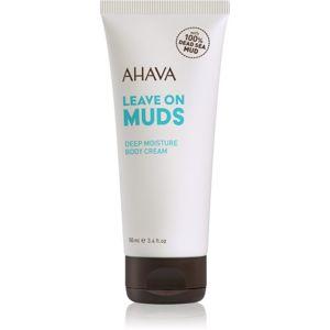 Ahava Dead Sea Mud hloubkově hydratační krém na tělo 100 ml