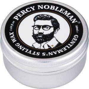 Percy Nobleman Hair stylingový vosk na vlasy a vousy 50 ml