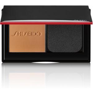 Shiseido Synchro Skin Self-Refreshing Custom Finish Powder Foundation pudrový make-up odstín 350 9 g
