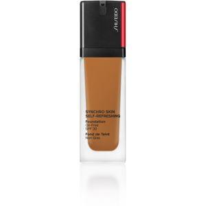 Shiseido Synchro Skin Self-Refreshing Foundation dlouhotrvající make-up SPF 30 odstín 440 Amber 30 ml