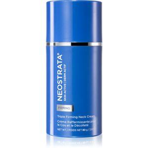 NeoStrata Skin Active zpevňující krém na krk a dekolt 80 g