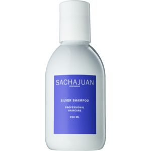 Sachajuan Cleanse and Care Silver šampon neutralizující žluté tóny 250 ml