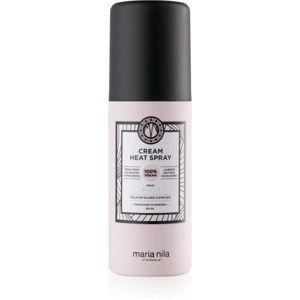Maria Nila Style & Finish vyživující a ochranný krém před tepelnou úpravou vlasů Cream Heat Spray 150 ml