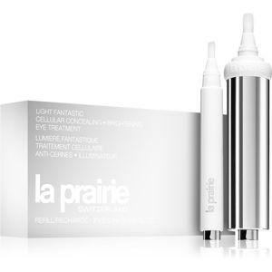 La Prairie Light Fantastic Cellular Concealing oční rozjasňující a vyhlazující krém proti tmavým kruhům odstín 10 2 x 2,5 ml
