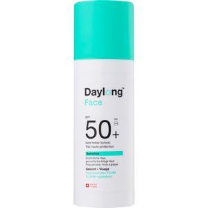 Daylong Sensitive opalovací fluid na obličej SPF 50+ 50 ml