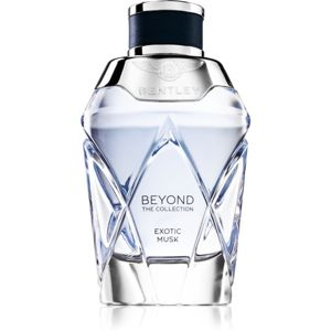 Bentley Beyond The Collection Exotic Musk parfémovaná voda pro muže 100 ml
