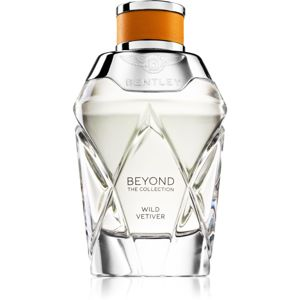 Bentley Beyond The Collection Wild Vetiver parfémovaná voda pro muže 100 ml