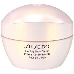 Shiseido Global Body Care Firming Body Cream zpevňující tělový krém s hydratačním účinkem 200 ml