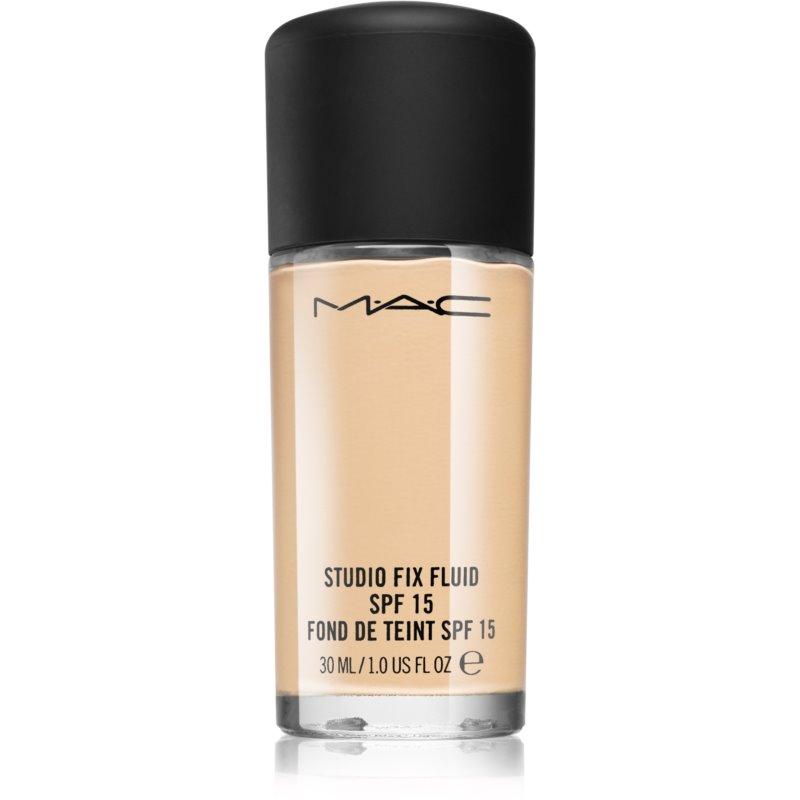 MAC Cosmetics Studio Fix Fluid zmatňující make-up SPF 15 odstín NC20 30 ml