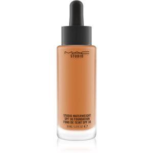 MAC Cosmetics Studio Waterweight SPF 30 Foundation lehký hydratační make-up SPF 30 odstín NW 47 30 ml