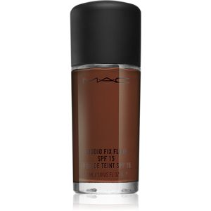 MAC Cosmetics Studio Fix Fluid zmatňující make-up SPF 15 odstín NW 60 30 ml