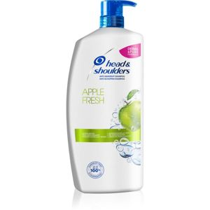 Head & Shoulders Apple Fresh šampon proti lupům 900 ml