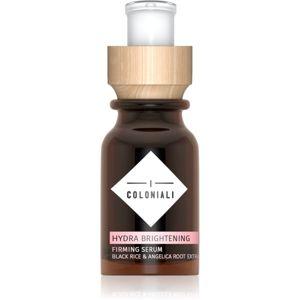 I Coloniali Hydra Brightening zpevňující oční sérum pro rozjasnění a hydrataci 30 ml