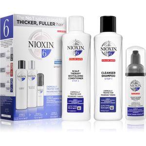 Nioxin System 6 kosmetická sada III. (pro řídnoucí vlasy) unisex