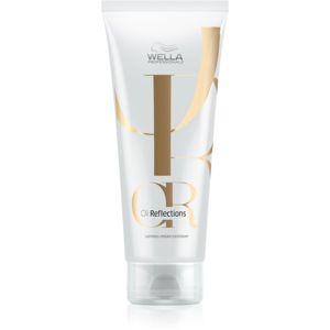 Wella Professionals Oil Reflections uhlazující kondicionér pro lesk a hebkost vlasů 200 ml