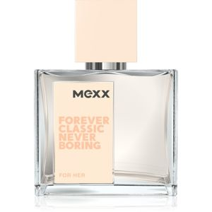 Mexx Forever Classic Never Boring for Her toaletní voda pro ženy 30 ml