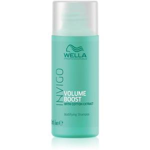 Wella Professionals Invigo Volume Boost šampon pro objem 50 ml
