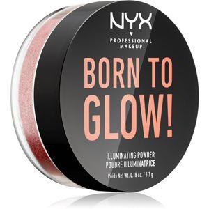 NYX Professional Makeup Born To Glow rozjasňující pudr odstín 01 - Eternal Glow 5,3 g