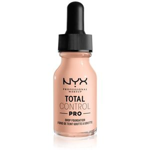 NYX Professional Makeup Total Control Pro make-up odstín 1.3 - Light Porcelain 13 ml