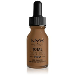 NYX Professional Makeup Total Control Pro make-up odstín 18 - Deep Sable 13 ml