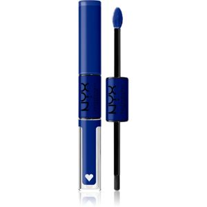 NYX Professional Makeup Shine Loud High Shine Lip Color tekutá rtěnka s vysokým leskem odstín 23 - Disrupter 6,5 ml