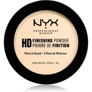 NYX Professional Makeup High Definition Finishing Powder pudr odstín 02 Banana 8 g
