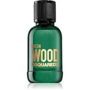 Dsquared2 Green Wood toaletní voda pro muže 50 ml