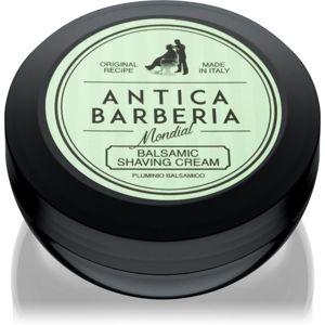Mondial Antica Barberia Pluminio Balsamico krém na holení 125 ml