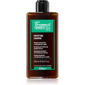 Framesi Barber Gen Fortifying posilující šampon pro slabé vlasy s tendencí vypadávat 250 ml