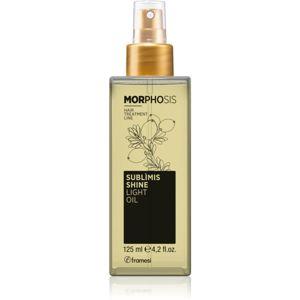 Framesi Morphosis Sublimis arganový olej pro jemné vlasy 125 ml