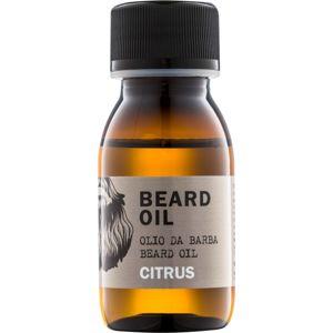 Dear Beard Beard Oil Citrus olej na vousy bez parabenů a silikonů 50 ml