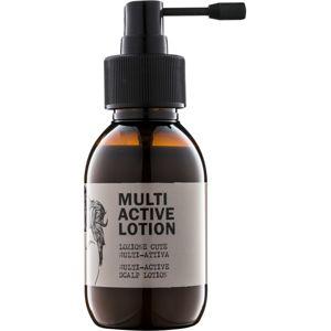 Dear Beard Multi Active Lotion tonikum proti vypadávání vlasů bez alkoholu, bez silikonů, parabenů a sulfátů 100 ml