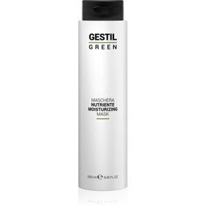 Gestil Green výživná maska pro lesk a hebkost vlasů 250 ml