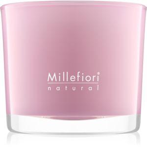 Millefiori Natural Magnolia Blossom & Wood vonná svíčka 180 g