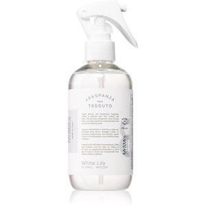 Mr & Mrs Fragrance Laundry White Lily osvěžovač vzduchu a textilií 250 ml