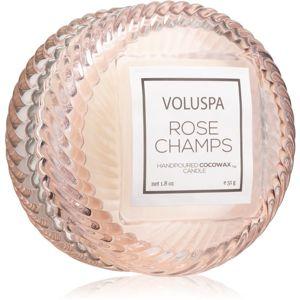 VOLUSPA Macaron Rose Champs vonná svíčka II. 51 g
