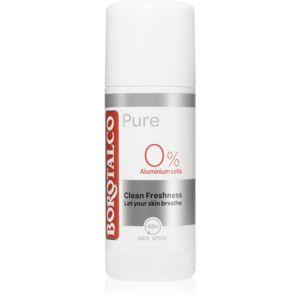Borotalco Pure tuhý deodorant bez obsahu hliníkových solí 40 ml