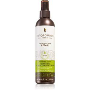 Macadamia Natural Oil Weightless Repair hydratační mlha pro nepoddajné a krepatějící se vlasy 236 ml