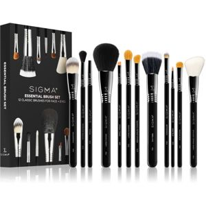 Sigma Beauty Essential Brush Set sada štětců (pro ženy)
