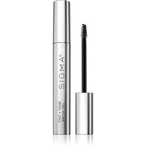Sigma Beauty Tint + Tame Brow Gel gel na obočí odstín Clear 2,56 g