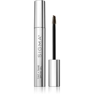 Sigma Beauty Tint + Tame Brow Gel gel na obočí odstín Light 2,56 g