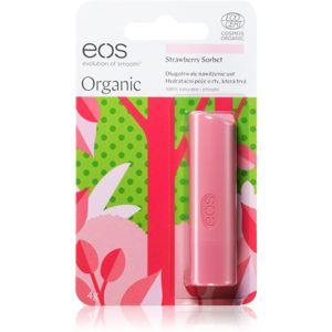 EOS Strawberry Sorbet přírodní balzám na rty 4 g