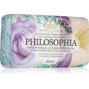 Nesti Dante Philosophia Detox with Azulene & Oligoelements přírodní mýdlo 250 ml