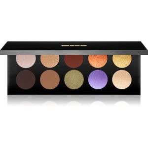 Pat McGrath MOTHERSHIP VI: MIDNIGHT SUN paleta očních stínů 10 x 1,32 g