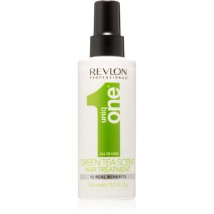 Revlon Professional Uniq One All In One Green Tea bezoplachová péče ve spreji 150 ml