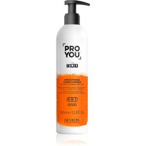 Revlon Professional Pro You The Tamer uhlazující kondicionér pro nepoddajné a krepatějící se vlasy 350 ml